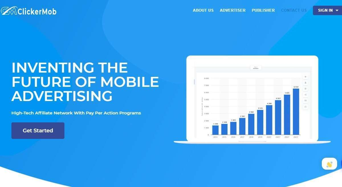 Clickermob.com Advertising Review : Monetize Your Traffic and Campaigns