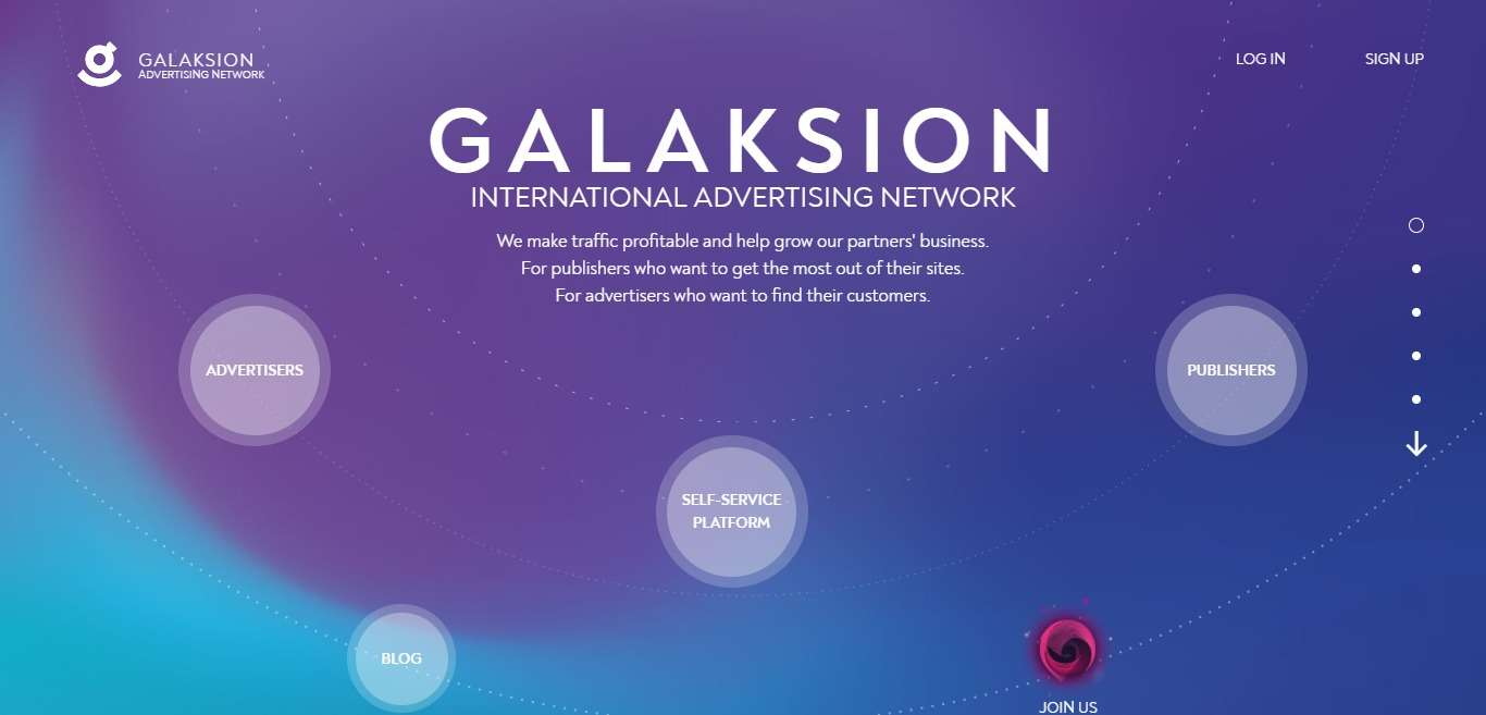 Galaksion Advertising Review : Earn 30% - 40% Recurring Revenue Share