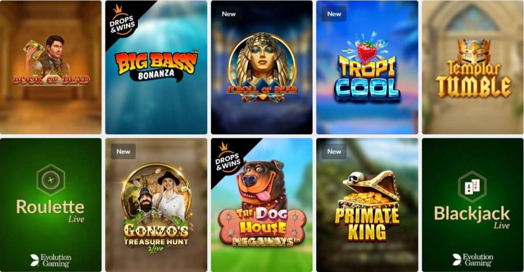 Scatters Casino Review: €25 Risk Free First Deposit