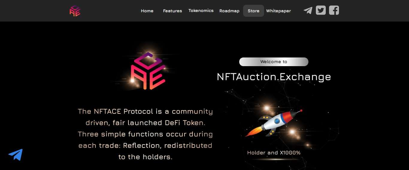 Nftauction Exchange Cryptocurrency Review: It Is Safe & Secure Exchnage