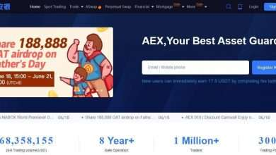 Aex Cryptocurrency Exchange Review: It is Good Or Bad Review 2021