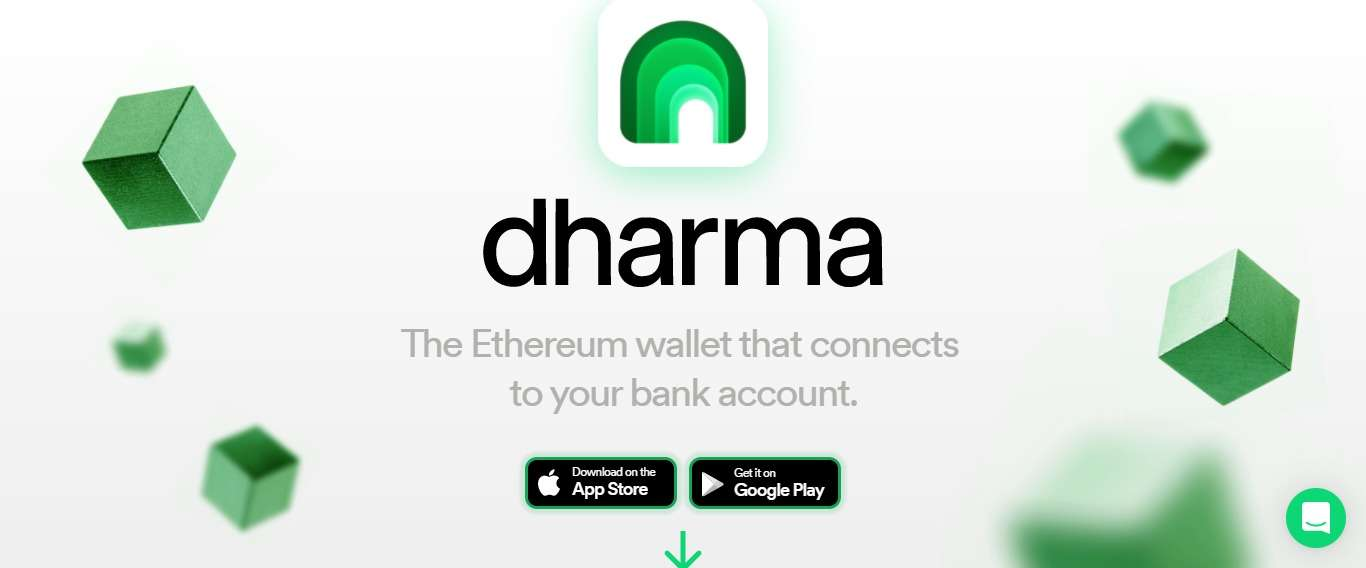 Dharma Wallet Review: The Ethereum wallet that connects to Your Bank Account.