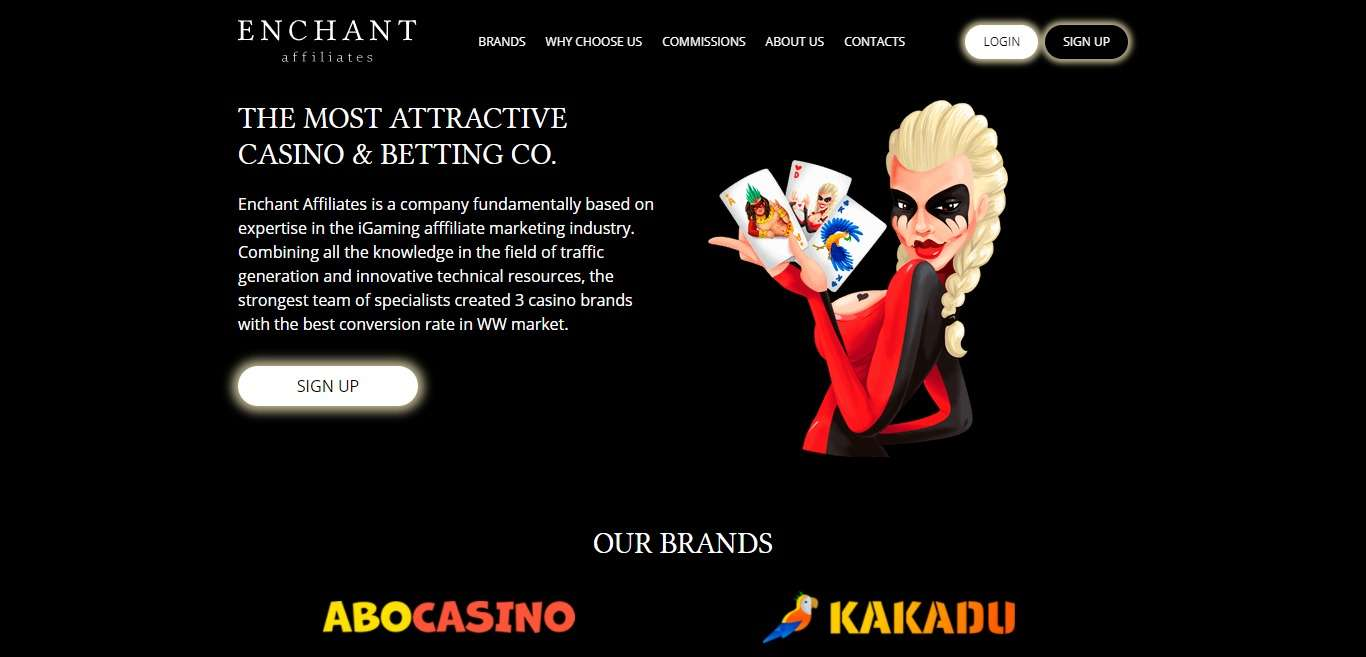 Enchant Advertising Review : 30% - 45% recurring revenue share