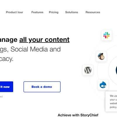 StoryChief Advertising Review : StoryChief Affiliate Program Resources