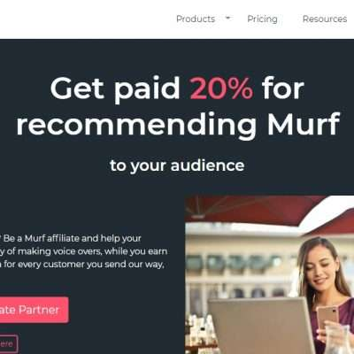 Murf AI Voiceovers Advertising Review : Product & App Explainer videos