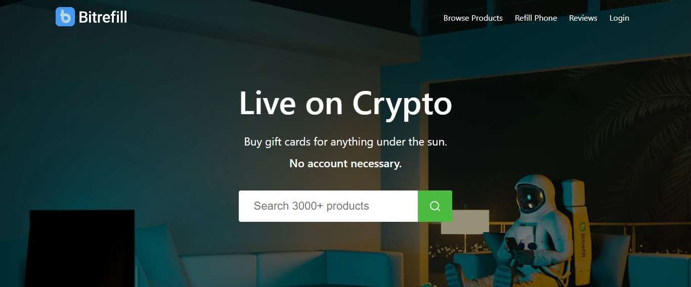 Bitrefill Cryptocurrency Exchange Review: It Is Safe & Secure Exchnage