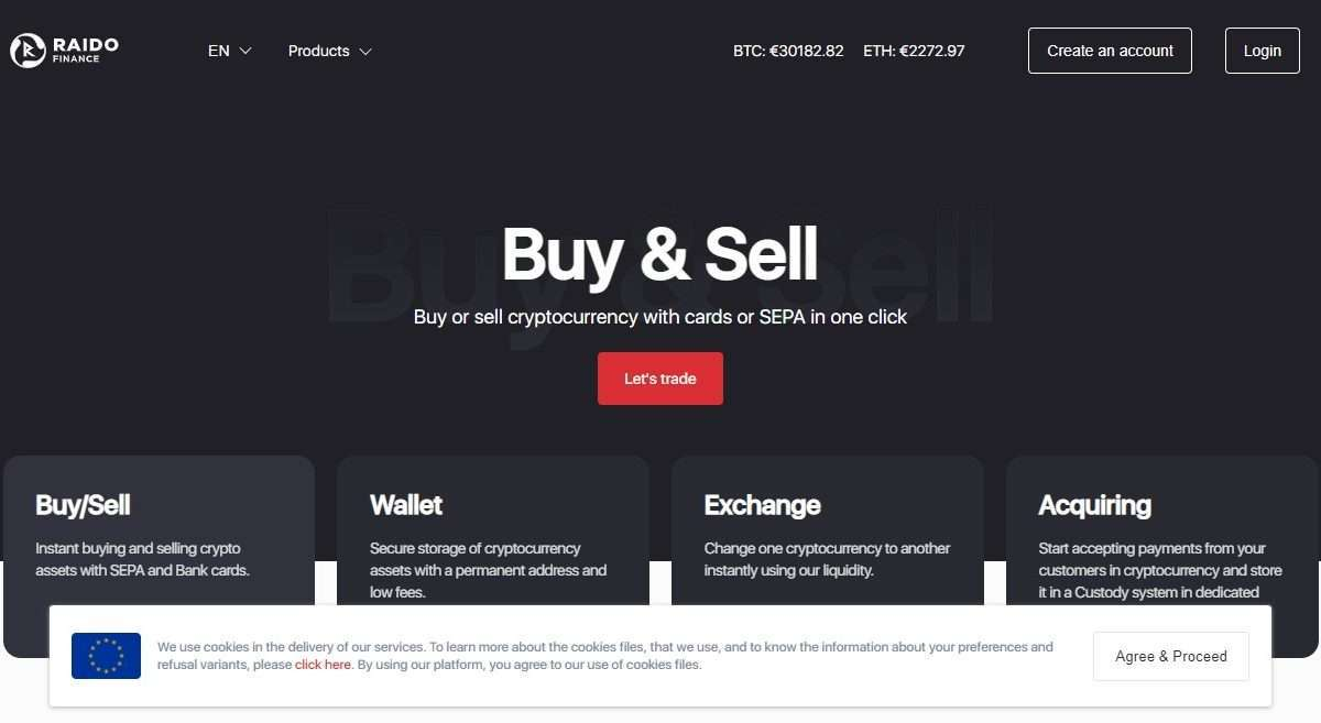 Raidofinance Exchange Review : It is Good Or Bad Review