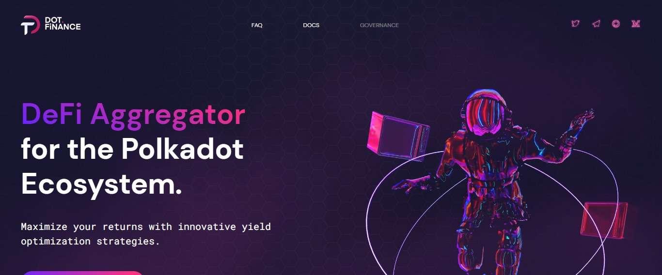 Dot Finance Defi Coin Review: DeFi Aggregator for the Polkadot Ecosystem
