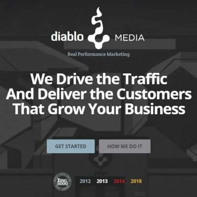 Diablo Media Advertising Review : Custom Technology Platform
