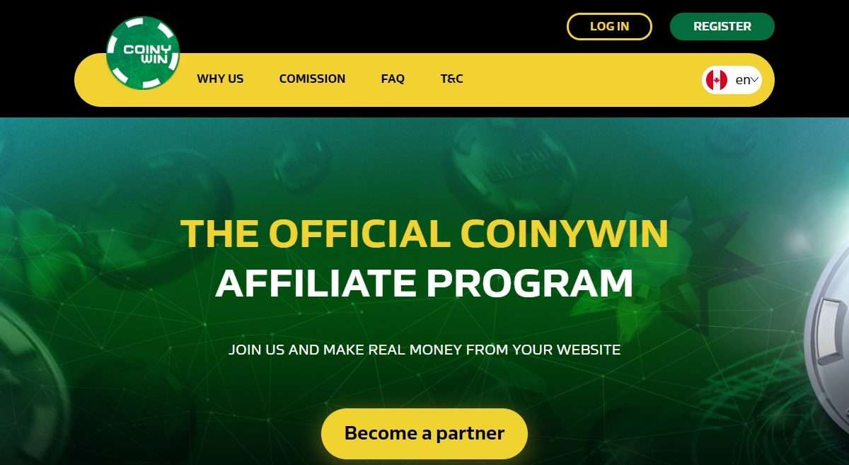 CoinyWin Advertising Review : It Is Safe?