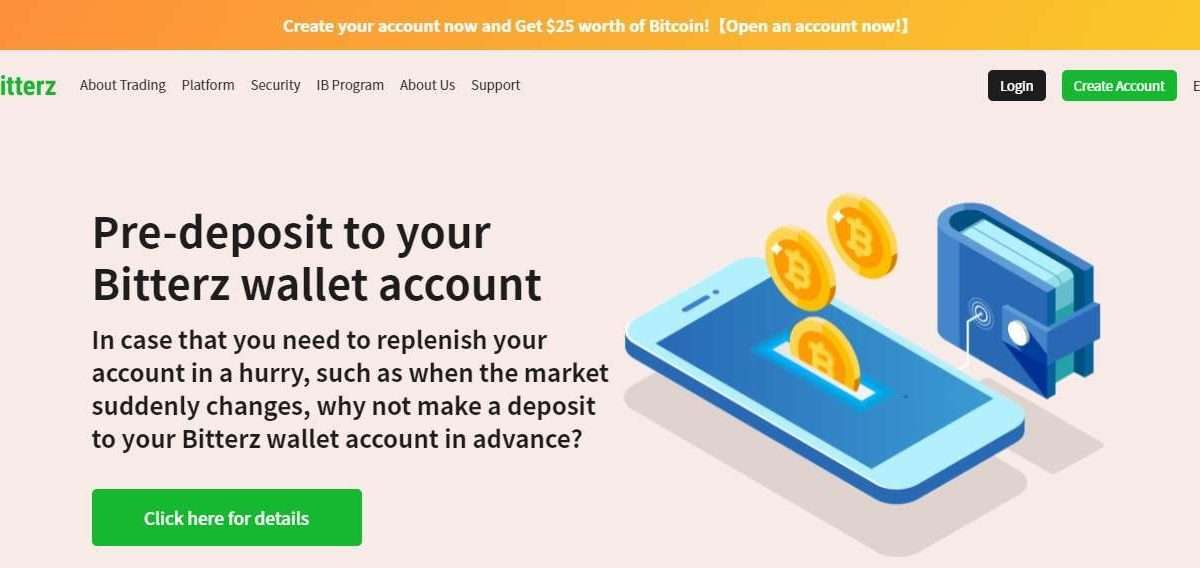 Bitterz Cryptocurrency Exchange Review: It is Good Or Bad Review 2021