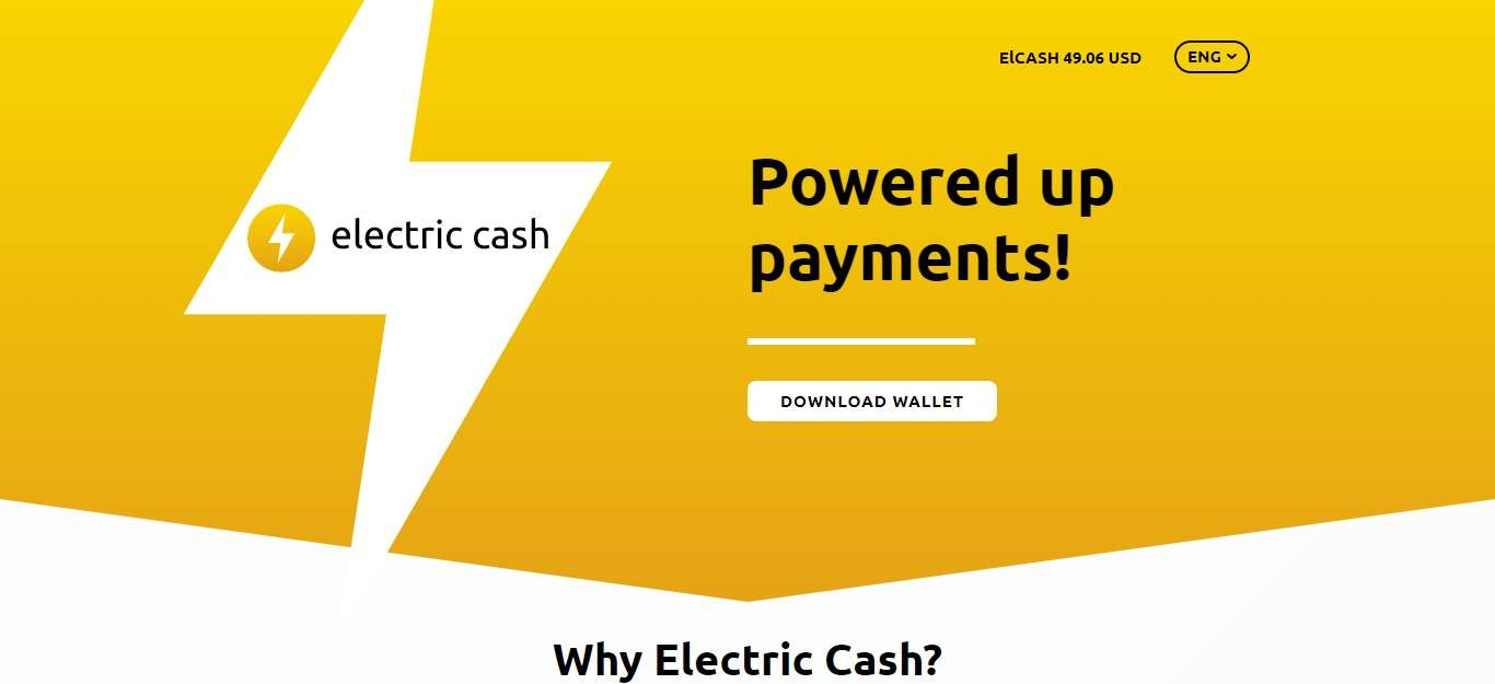 What Is Electric Cash (ELCASH) Coin Review?: Guide About Electric Cash.