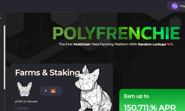 Polyfrenchie.com Defi Review: Polyfrenchie Defi is 100% Secure