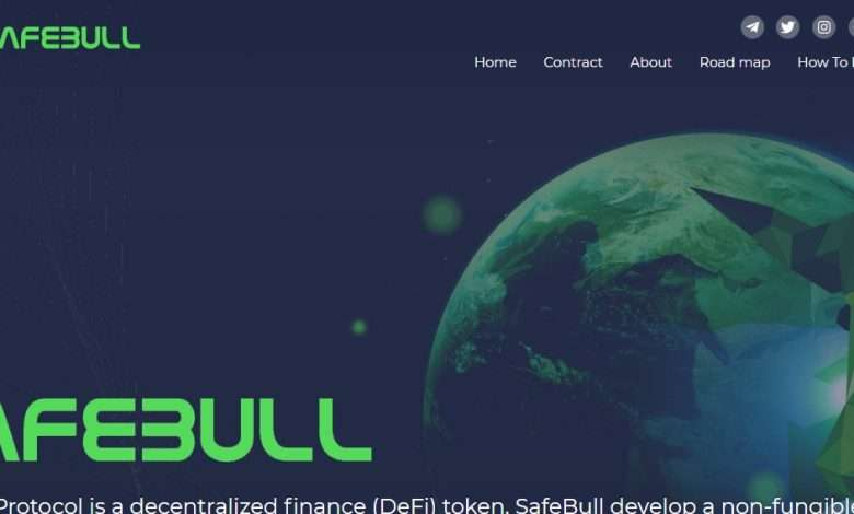 SafeBull Airdrop Review: A Decentralized Finance (DeFi) Token.