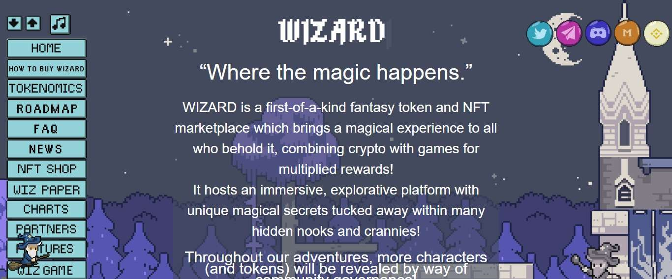 What Is Wizard Financial (WIZARD) Coin Review?: Guide About Wizard