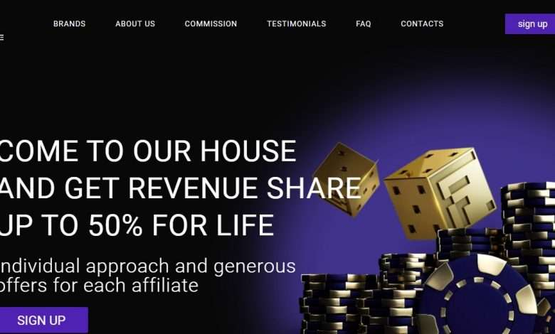 AffHouse Advertising Review : Up to 50% Recurring Revenue Share, up to $400 CPA, etc