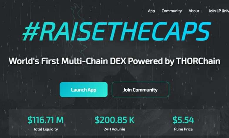 THORSwap Airdrop Review: World's First Multi-Chain DEX Powered by THORChain