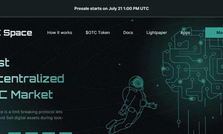 OTC Space Airdrop Review: Also Get 1 entry for Each Referral