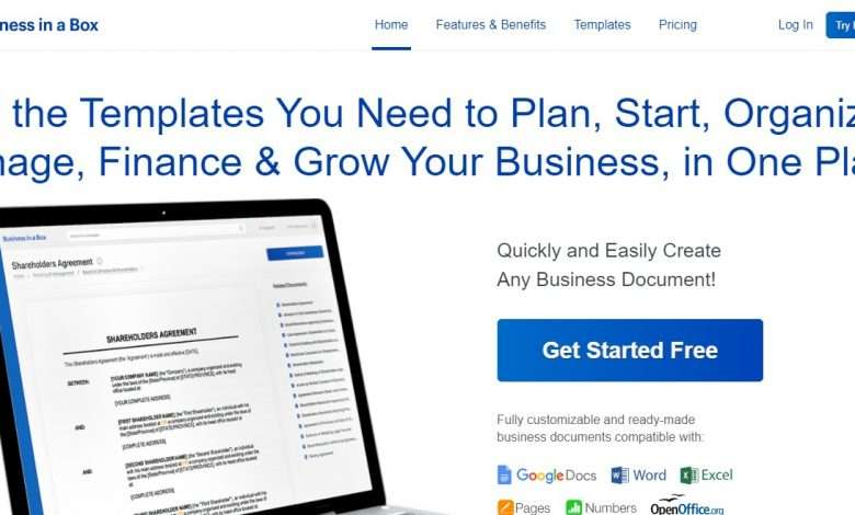 Business‑in‑a‑Box Advertising Review : Earn 30% Commission on all Sales