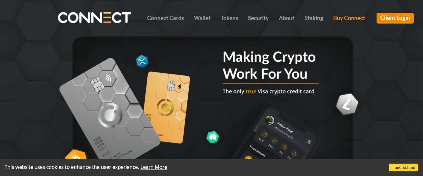 Connect Financial Airdrop Review: Making Crypto Work For You