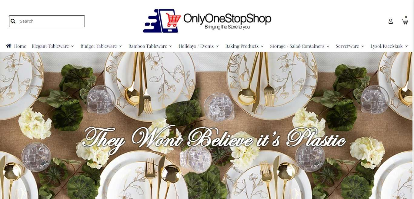 Only One Stop Shop Advertising Review : 5% commission on each sale