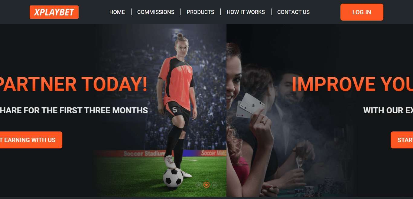 Xplaybet Partners Advertising Review : Up to 45% Recurring Revenue Share