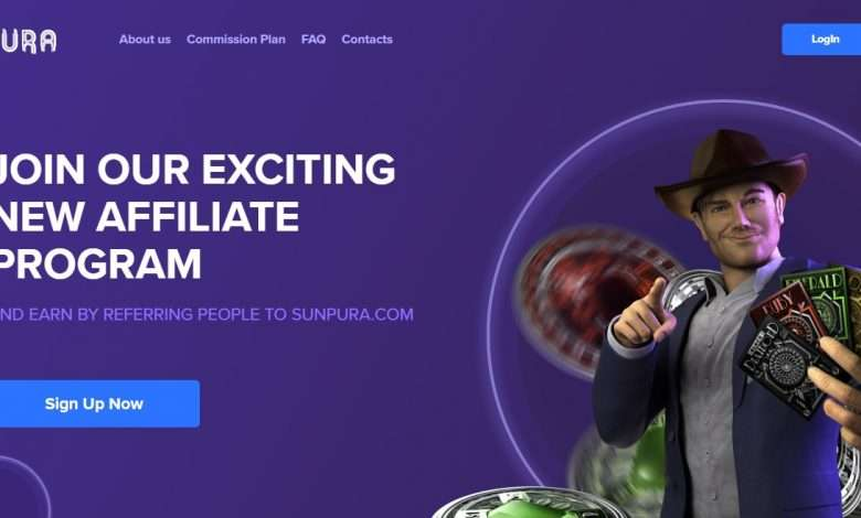 Sunpura Advertising Review : 30% - 50% recurring revenue share