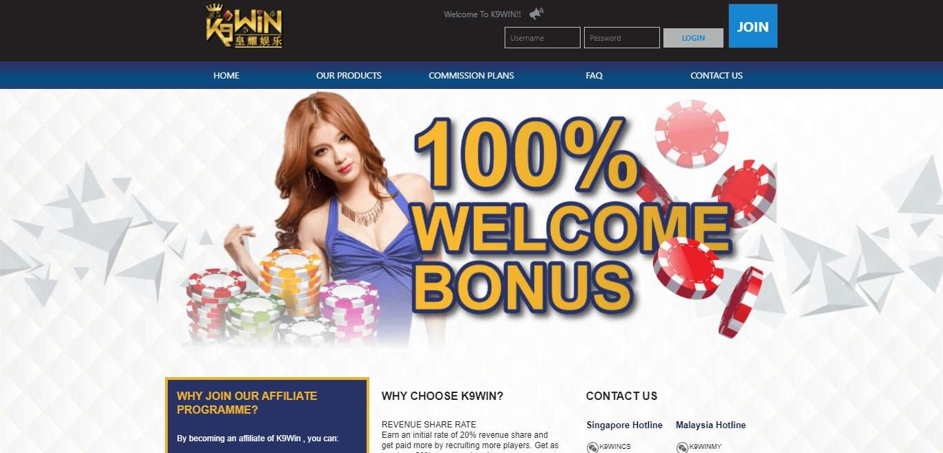 K9Win Advertising Review : Earn 20% - 40% Recurring Revenue Share
