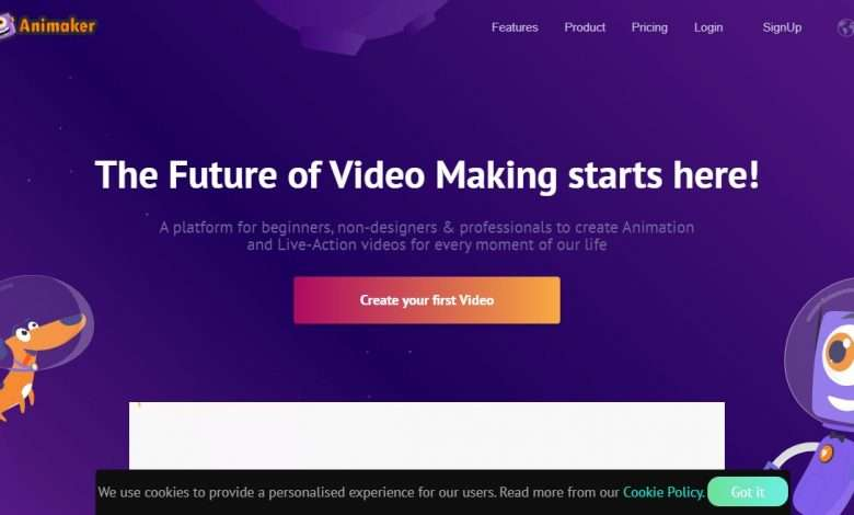 Animaker Advertising Review : Earn 75% Commission on Monthly Subscriptions