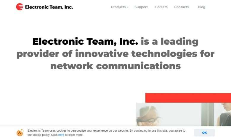 Electronic Team Partner Advertising Review : Earn 30% per sale