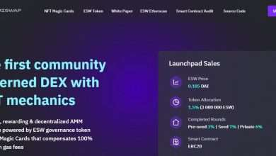 EmiSwap Airdrop Review: EmiSwap is an Automated Market Maker