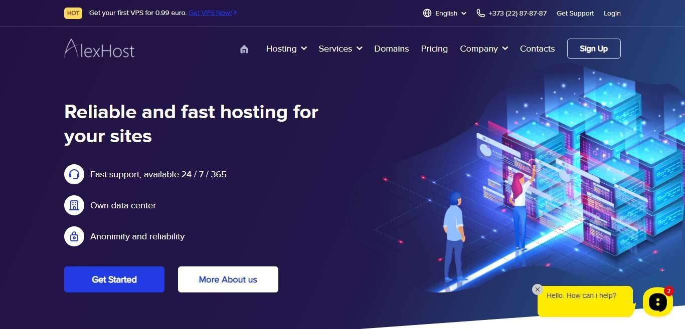 Alexhost Advertising Review : 10% Commission Per Sale