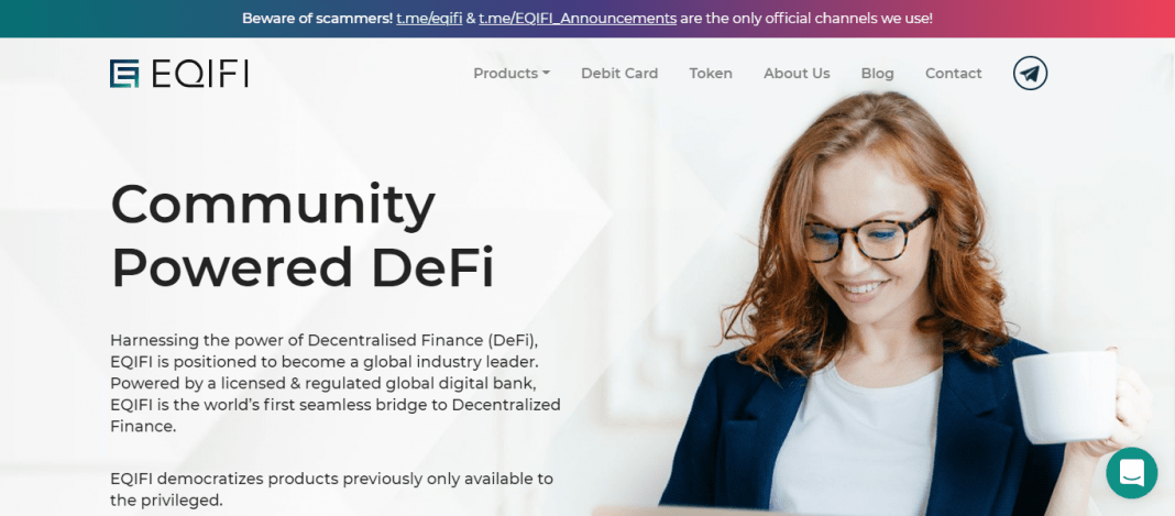 Eqifi.com Ico Review: Is Safe Or Scam? Read Our full Review