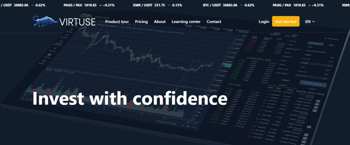 Virtuse.com Exchange Review: Investing Made Easy