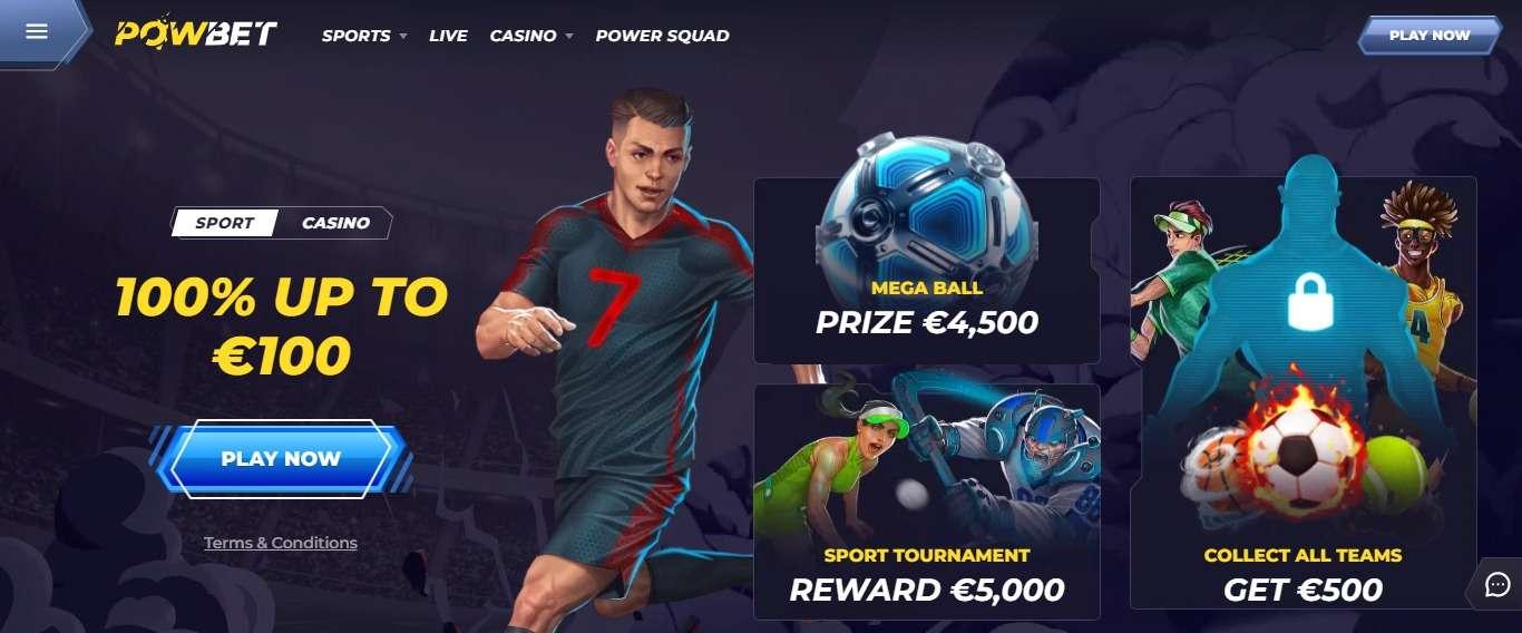 Powbet1.com Casino Review: 50% up to €700 + 50 Bonus Spins Weekend Reload Bonus