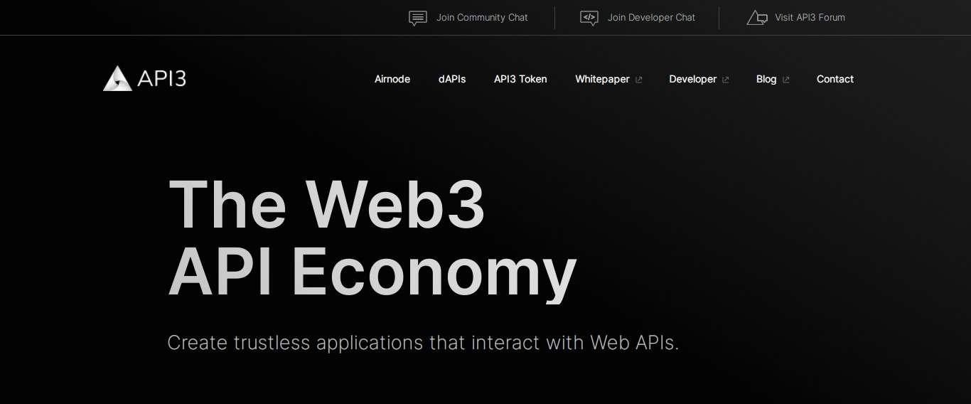 API3 Defi Coin Review: The Web3 API Economy