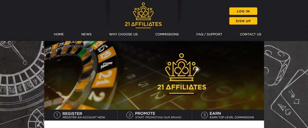 21casino.com Review: Cashback 121% up to €300 with x35 wager