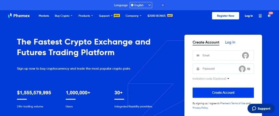 Phemex.com Exchange Review: Vauld Is Legit & Secure