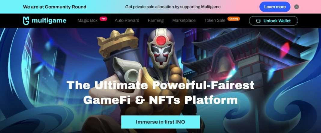 Multigame Ico Review: The Ultimate Powerful-Fairest GameFi & NFTs Platform
