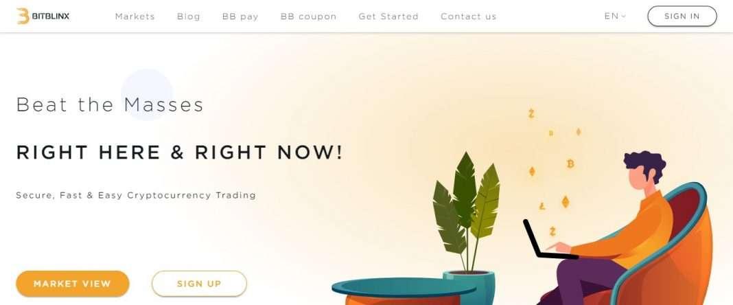 Bitblinx.com Exchange Review: It Is Legit & Secure Exchange