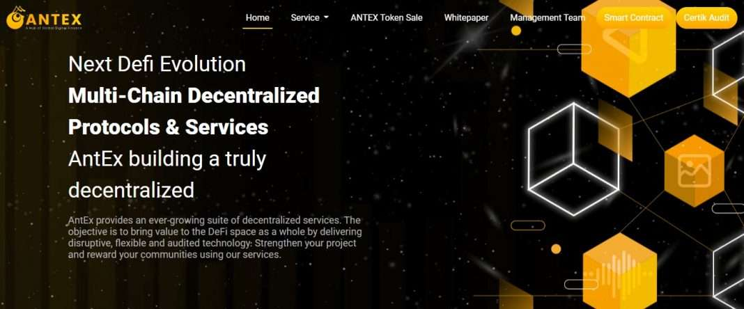 Antex Ico Review: AntEx building a Truly Decentralized