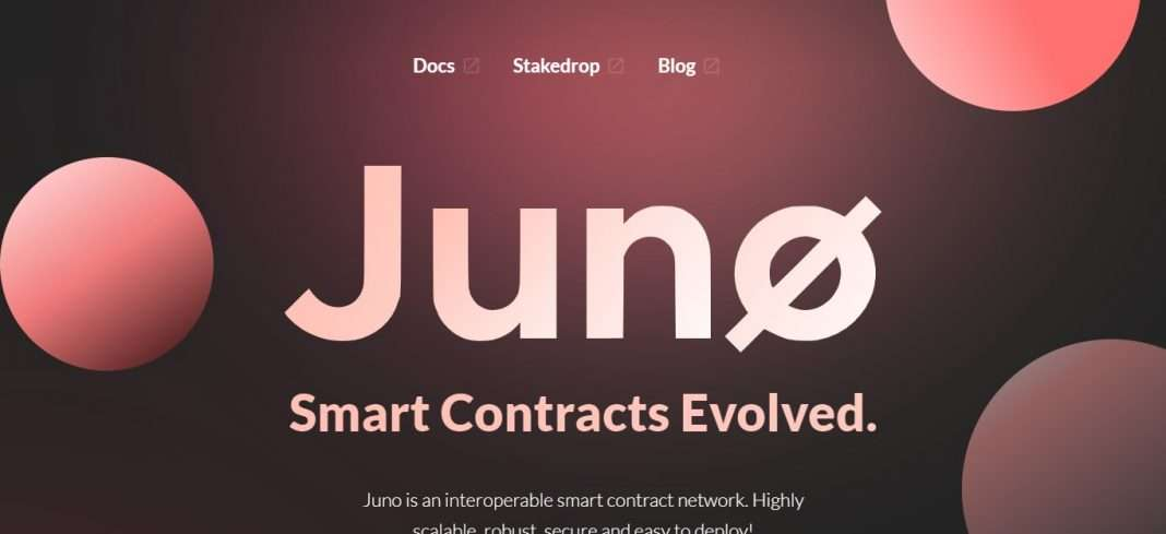 Juno Airdrop Review: Smart Contracts Evolved